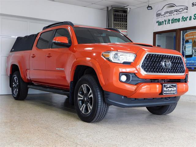 2018 Toyota Tacoma (CC-1466624) for sale in Hamburg, New York