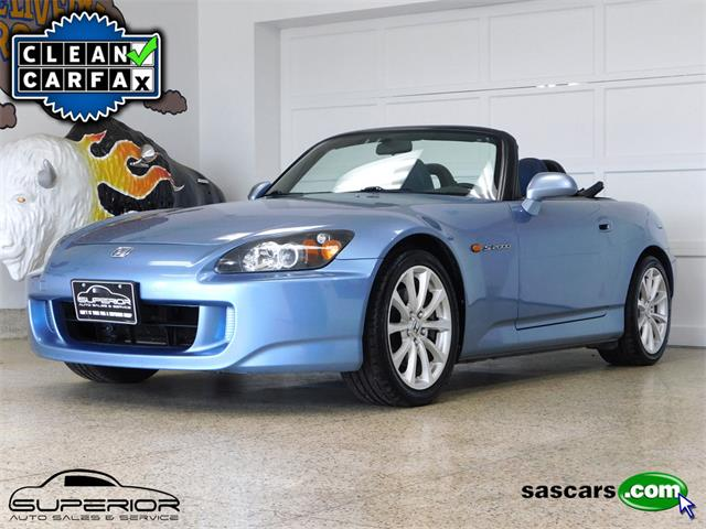 2006 Honda S2000 (CC-1466635) for sale in Hamburg, New York