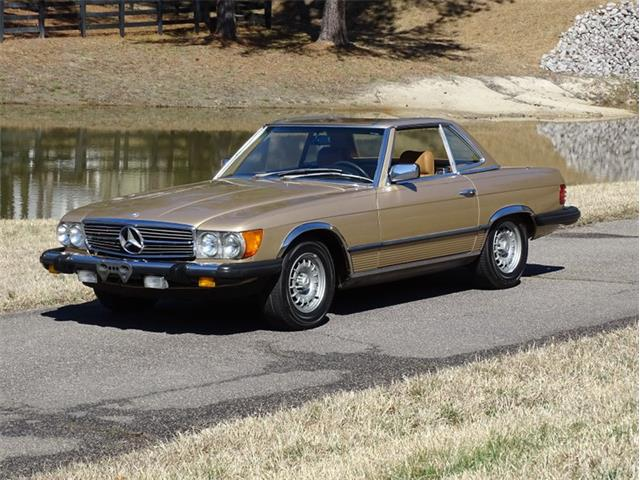 1985 Mercedes-Benz 380SL (CC-1460664) for sale in Youngville, North Carolina
