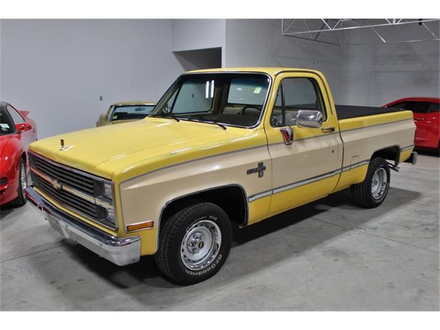 1984 Chevrolet C10 (CC-1466642) for sale in Greensboro, North Carolina