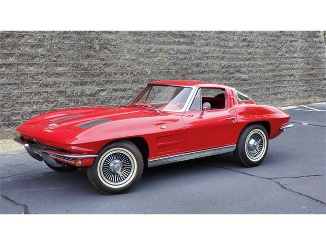 1963 Chevrolet Corvette (CC-1466643) for sale in Greensboro, North Carolina