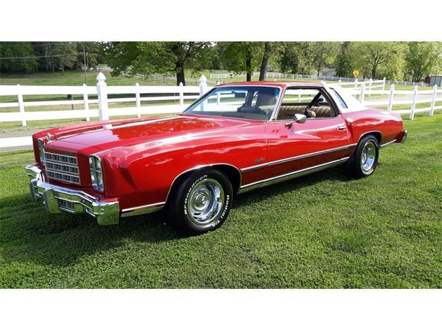 1977 Chevrolet Monte Carlo (CC-1466644) for sale in Greensboro, North Carolina