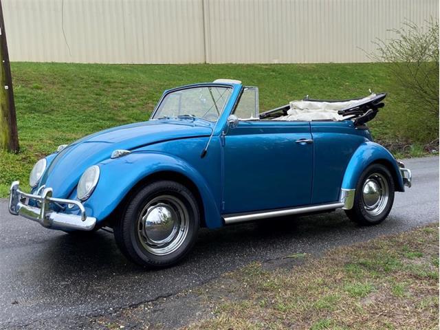 1963 Volkswagen Beetle (CC-1466652) for sale in Greensboro, North Carolina