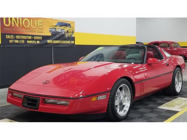 1989 Chevrolet Corvette (CC-1466655) for sale in Mankato, Minnesota