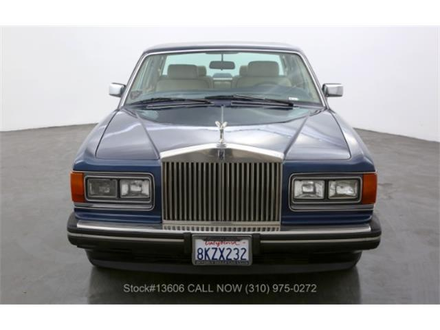 1989 Rolls-Royce Silver Spirit (CC-1466656) for sale in Beverly Hills, California