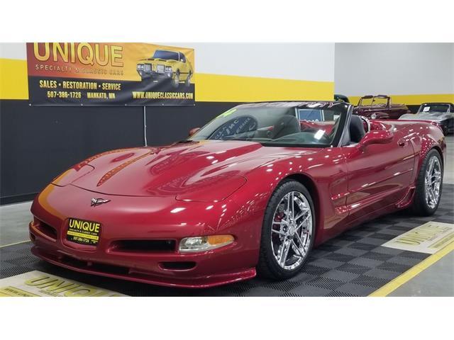 2004 Chevrolet Corvette (CC-1466659) for sale in Mankato, Minnesota