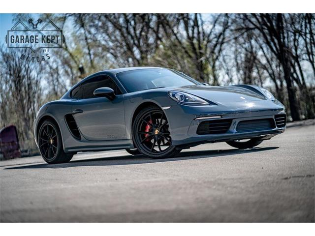 2017 Porsche 718 Cayman (CC-1466664) for sale in Grand Rapids, Michigan