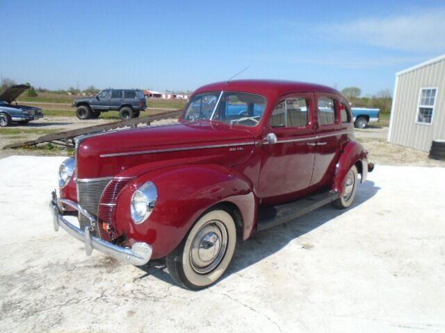 1940 Ford Sedan (CC-1466669) for sale in Staunton, Illinois