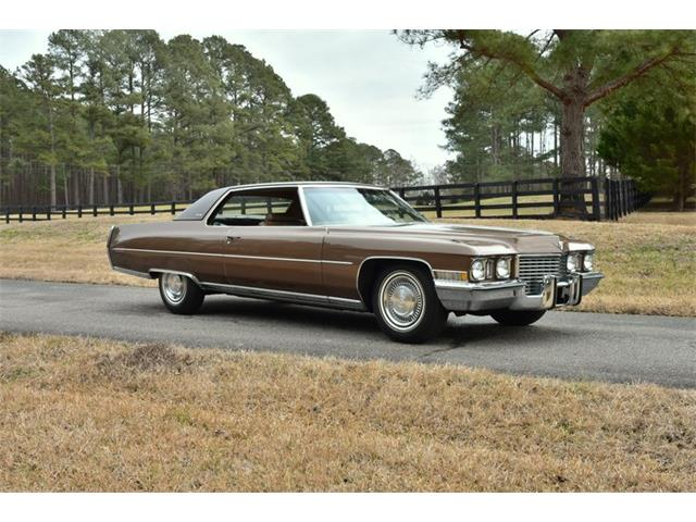 1972 Cadillac Coupe (CC-1460667) for sale in Youngville, North Carolina