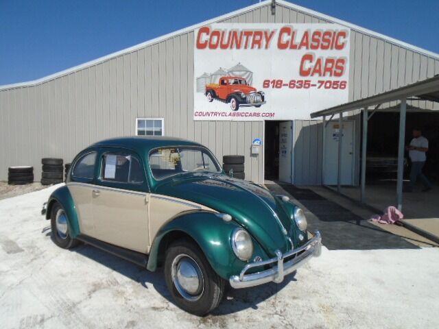1959 Volkswagen Beetle (CC-1466671) for sale in Staunton, Illinois
