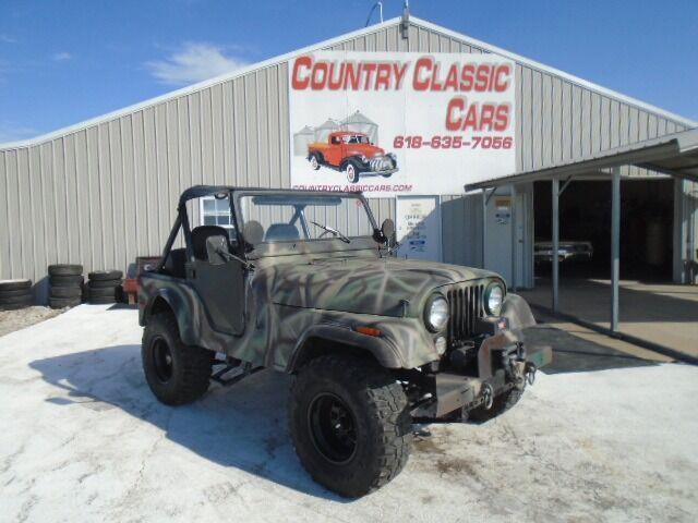 1980 Jeep CJ5 (CC-1466673) for sale in Staunton, Illinois