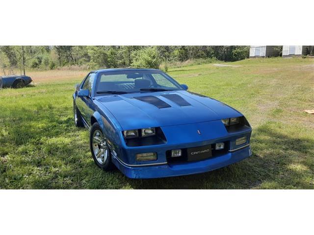 1987 Chevrolet Camaro (CC-1466676) for sale in Youngville, North Carolina