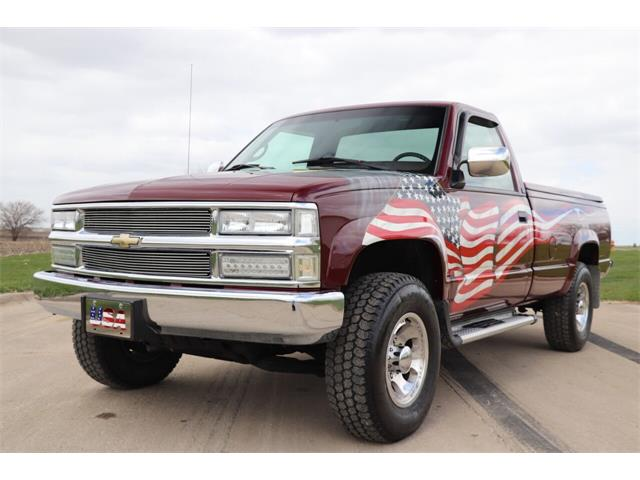 1995 Chevrolet C/K 2500 (CC-1466679) for sale in Clarence, Iowa