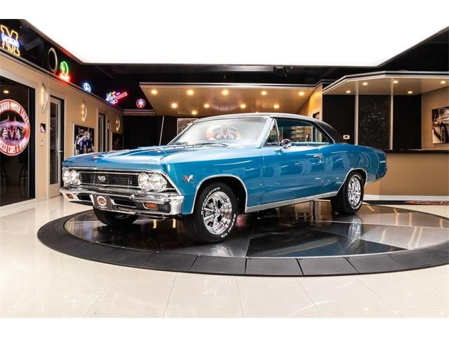 1966 Chevrolet Chevelle (CC-1466682) for sale in Plymouth, Michigan
