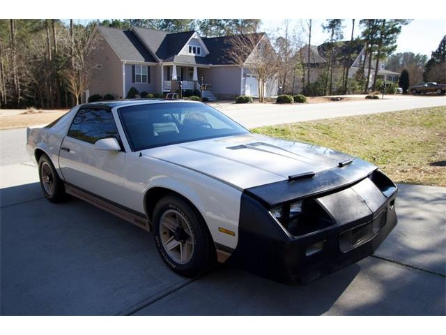 1984 Chevrolet Camaro (CC-1466685) for sale in Youngville, North Carolina