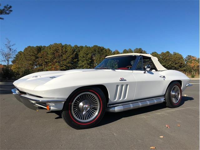 1966 Chevrolet Corvette (CC-1466686) for sale in Youngville, North Carolina