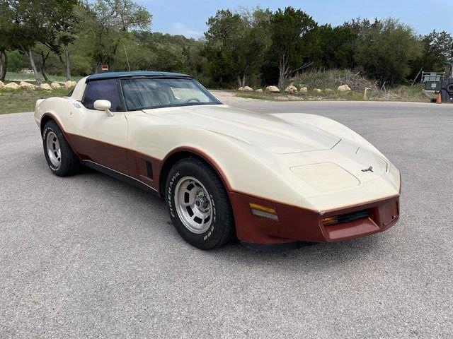 1981 Chevrolet Corvette (CC-1466687) for sale in Youngville, North Carolina