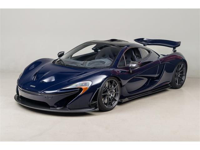 2014 McLaren P1 (CC-1466696) for sale in Scotts Valley, California