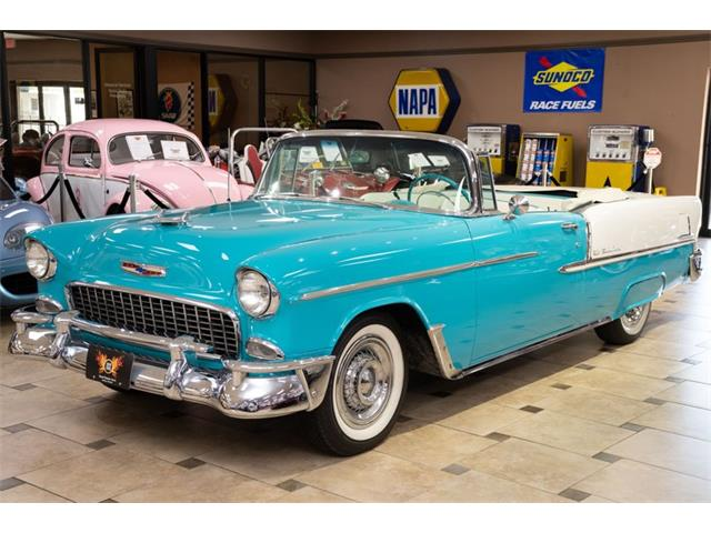 1955 Chevrolet Bel Air (CC-1466698) for sale in Venice, Florida