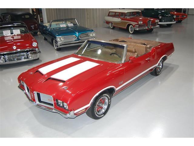 1972 Oldsmobile Cutlass (CC-1466705) for sale in Rogers, Minnesota