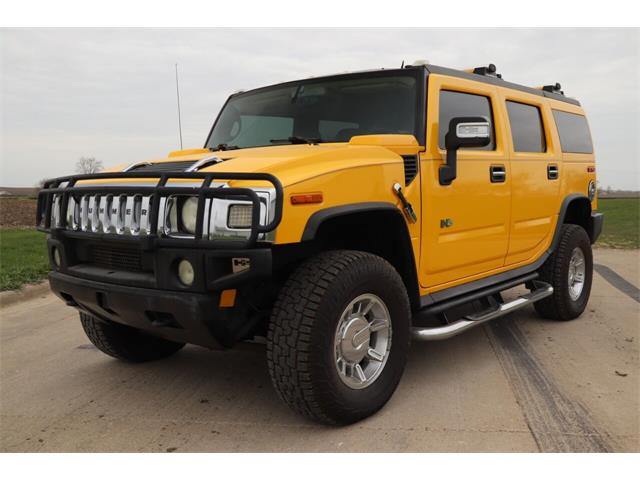 2005 Hummer H2 (CC-1466708) for sale in Clarence, Iowa