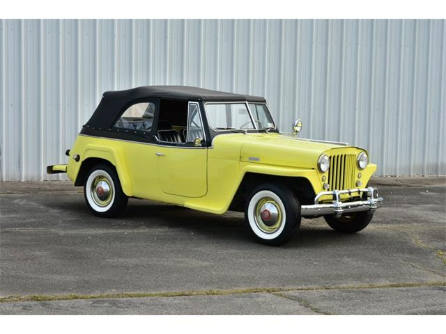 1949 Willys Jeepster (CC-1460671) for sale in Youngville, North Carolina