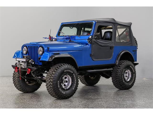 1979 Jeep CJ7 (CC-1466710) for sale in Concord, North Carolina