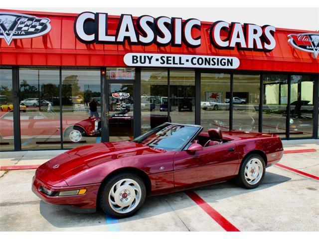 1993 Chevrolet Corvette (CC-1466720) for sale in Sarasota, Florida