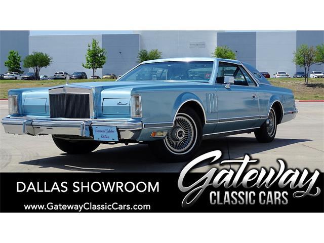 1978 Lincoln Continental (CC-1466723) for sale in O'Fallon, Illinois