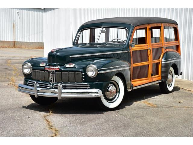 1946 Mercury Woody Wagon (CC-1460674) for sale in Youngville, North Carolina