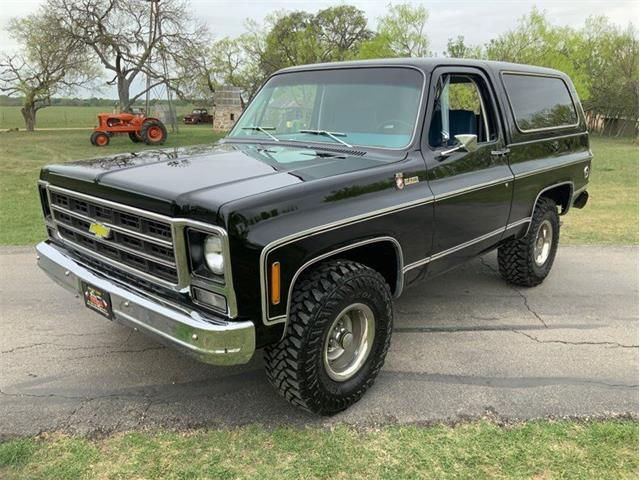 1979 Chevrolet Blazer (CC-1466741) for sale in Fredericksburg, Texas
