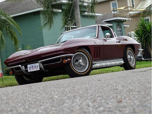 1965 Chevrolet Corvette (CC-1466746) for sale in Palmetto, Florida