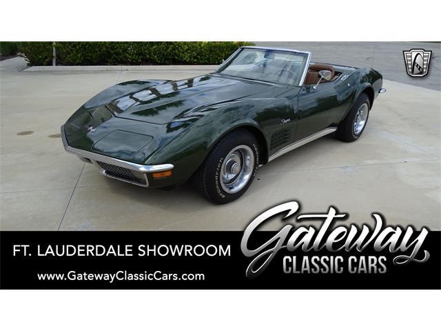 1970 Chevrolet Corvette (CC-1466749) for sale in O'Fallon, Illinois