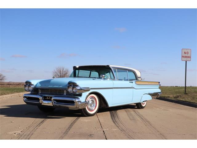 1957 Mercury Turnpike (CC-1466751) for sale in Clarence, Iowa