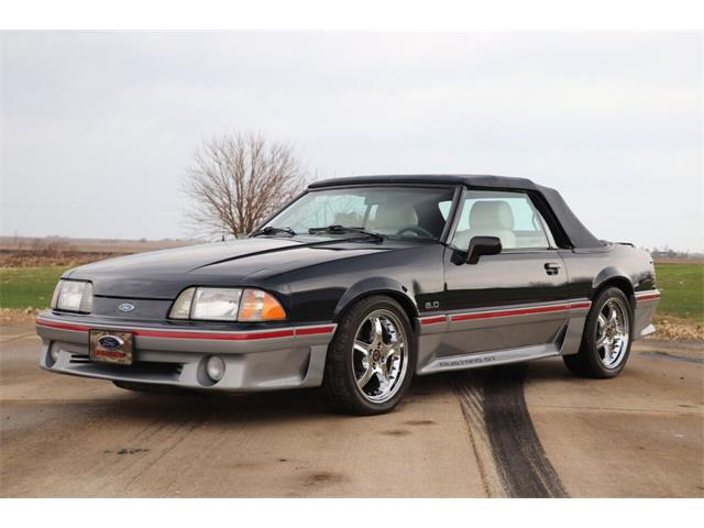 1988 Ford Mustang (CC-1466761) for sale in Clarence, Iowa