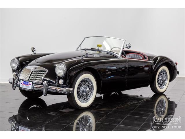 1959 MG MGA (CC-1466767) for sale in St. Louis, Missouri