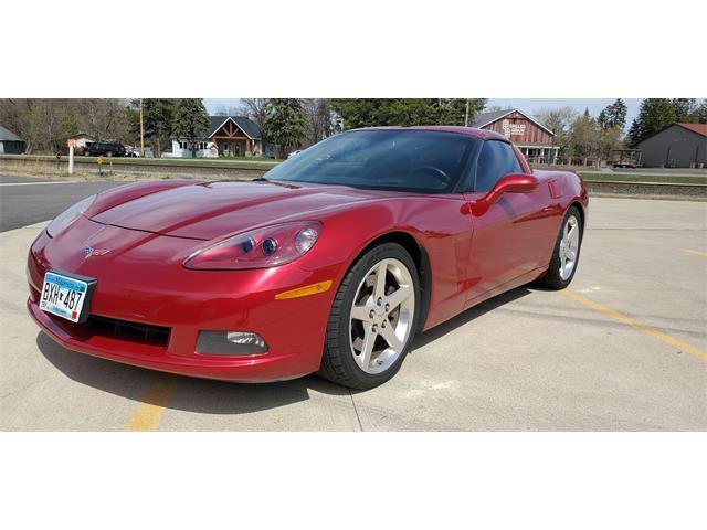 2005 Chevrolet Corvette (CC-1466777) for sale in Annandale, Minnesota
