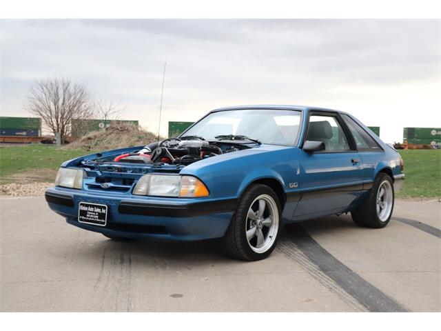 1989 Ford Mustang (CC-1466780) for sale in Clarence, Iowa