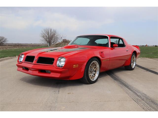 1976 Pontiac Firebird Trans Am (CC-1466786) for sale in Clarence, Iowa