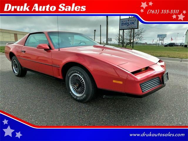 1984 Pontiac Firebird (CC-1466787) for sale in Ramsey, Minnesota
