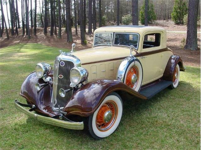 1933 Chrysler Royal (CC-1460680) for sale in Youngville, North Carolina