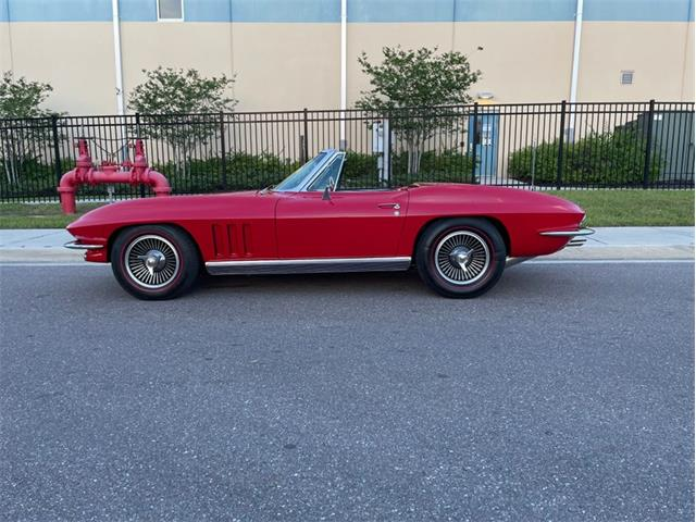 1966 Chevrolet Corvette (CC-1466807) for sale in Clearwater, Florida