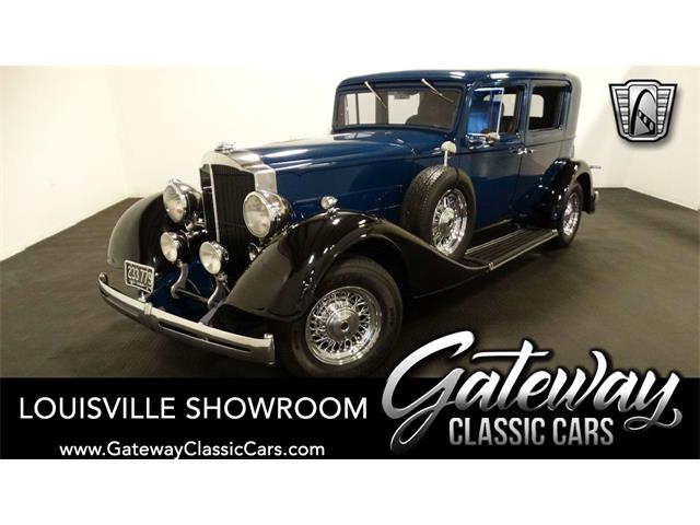 1934 Packard Eight (CC-1466808) for sale in O'Fallon, Illinois