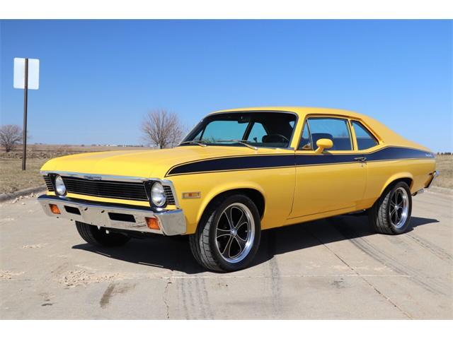 1971 Chevrolet Nova (CC-1466814) for sale in Clarence, Iowa