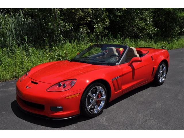 2012 Chevrolet Corvette (CC-1466816) for sale in Clifton Park, New York