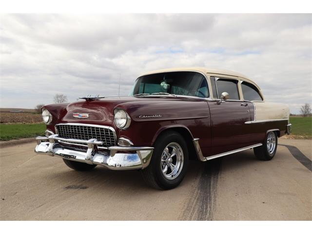 1955 Chevrolet Bel Air (CC-1466821) for sale in Clarence, Iowa