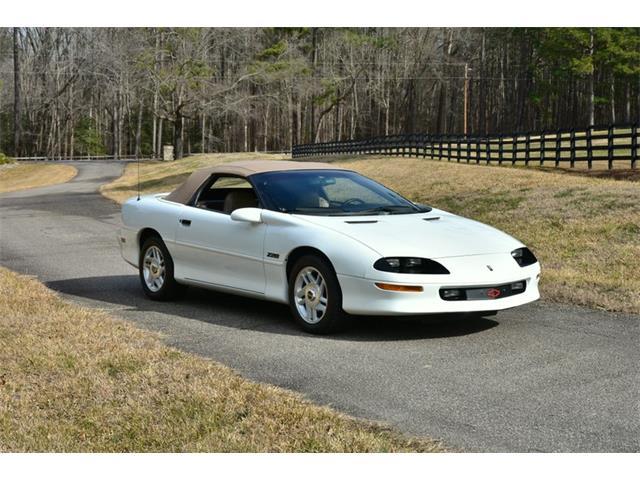 1995 Chevrolet Camaro (CC-1460683) for sale in Youngville, North Carolina