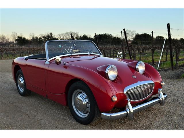 1960 Austin-Healey Sprite (CC-1466832) for sale in Pleasanton, California