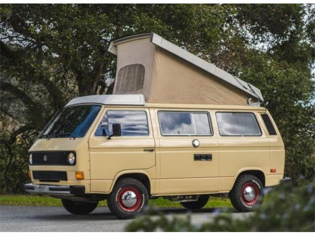 1982 Volkswagen Westfalia Camper (CC-1466834) for sale in Monterey, California