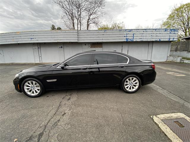 2015 BMW 740li (CC-1466843) for sale in HIGHLAND PARK, New Jersey